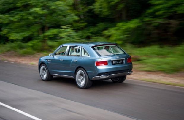 Bentley, ilk kez bir SUV modeliyle karşımızda! - Page 1