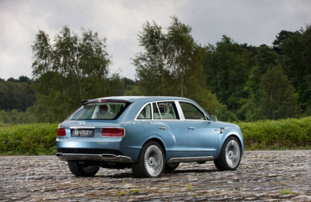 Bentley, ilk kez bir SUV modeliyle karşımızda! - Page 2