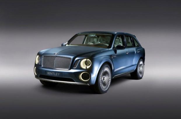 Bentley, ilk kez bir SUV modeliyle karşımızda! - Page 3