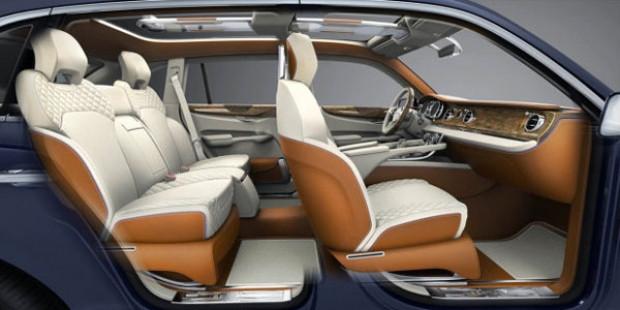 Bentley, ilk kez bir SUV modeliyle karşımızda! - Page 4