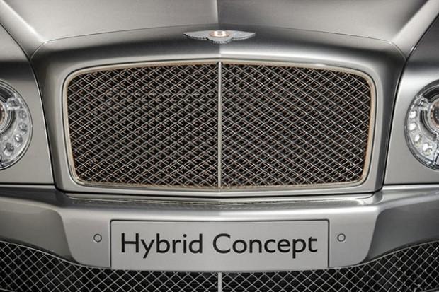 Bentley'den, hibrit konsept Mulsanne! - Page 3