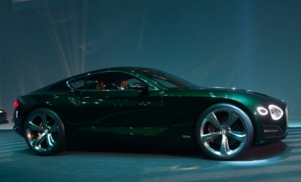 Bentley'den yeni spor otomobil! - Page 1