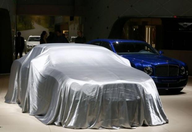 Bentley'den yeni spor otomobil! - Page 3