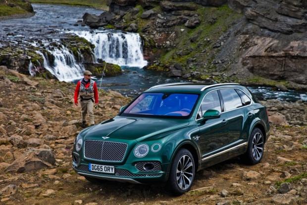 Bentley'nin balıkçılara özel arabası  Bentayga - Page 2