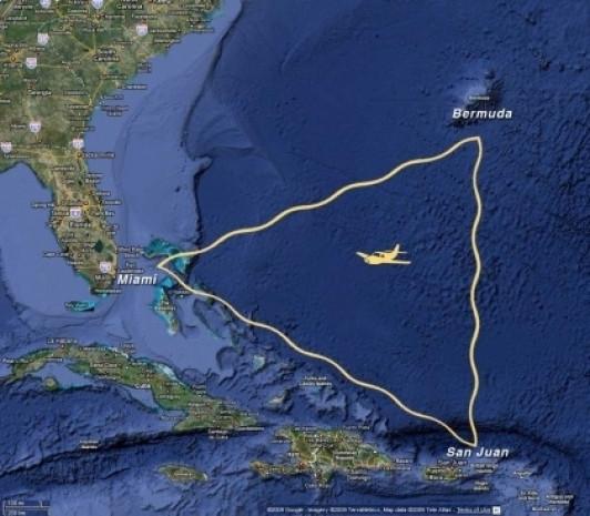 Bermuda Şeytan Üçgeninin büyük sırrı - Page 1