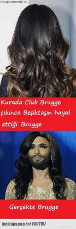 Beşiktaş - Brugge maçı capsleri! - Page 3