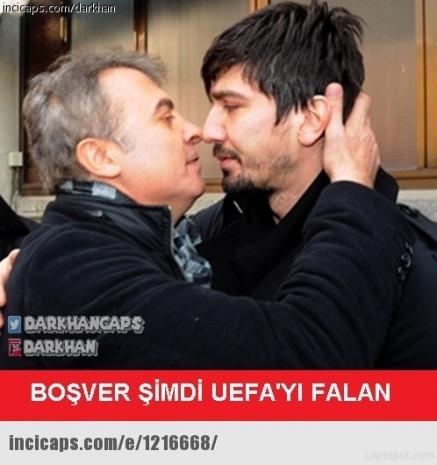 Beşiktaş elendi capsler patladı - Page 2