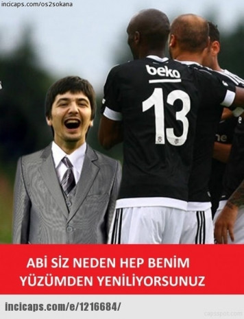 Beşiktaş elendi capsler patladı - Page 3