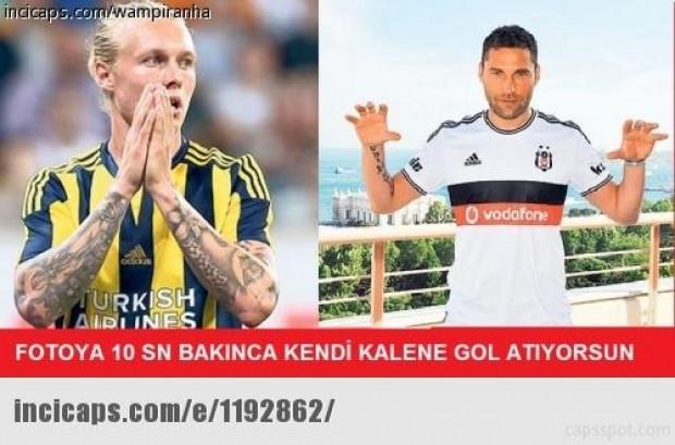 Beşiktaş-Fenerbahçe capsleri - Page 3