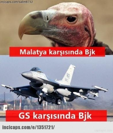 Beşiktaş - Galatasaray 'caps'leri sosyal medyayı salladı - Page 3