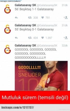 Beşiktaş - Galatasaray derbi capsleri - Page 2