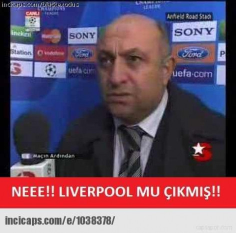 Beşiktaş Liverpool'la eşleşti, sosyal medyada gündem değişti! - Page 1