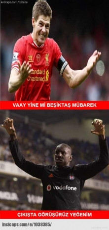 Beşiktaş Liverpool'la eşleşti, sosyal medyada gündem değişti! - Page 3