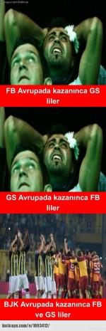 Beşiktaş - Liverpool maçı capsleri - Page 1