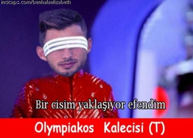 Beşiktaş, Olympiakos'u 4-1 yendi capsler coştu - Page 3