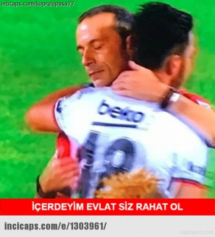 Beşiktaş'ın başarısı caps'lere yansıdı - Page 1