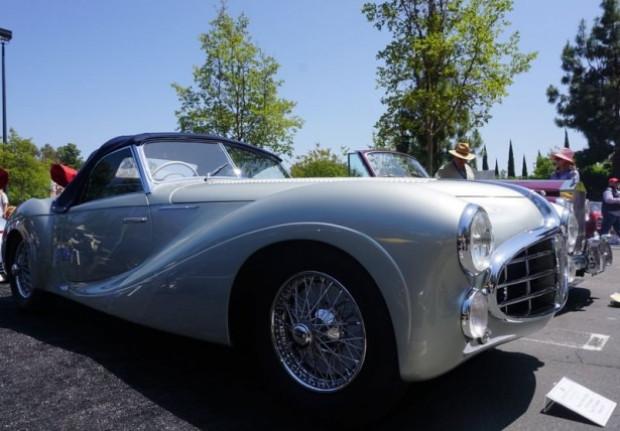 Beverly Hills'de klasik otomobil şovu - Page 2