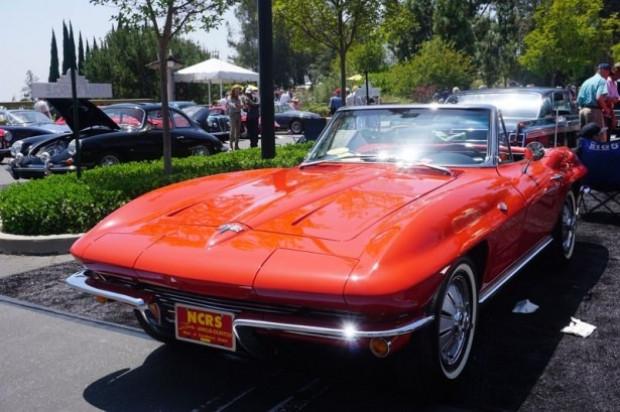 Beverly Hills'de klasik otomobil şovu - Page 3