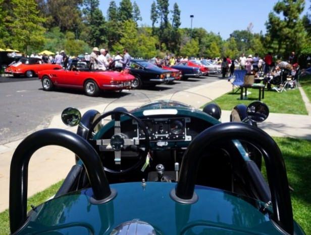 Beverly Hills'de klasik otomobil şovu - Page 4