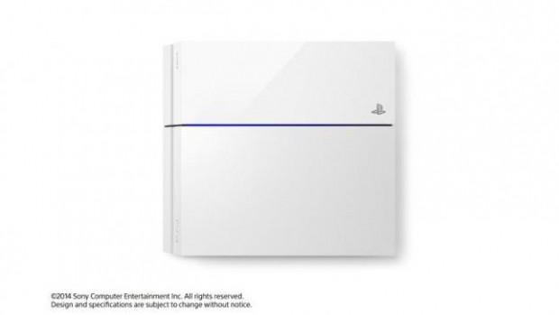 Beyaz Playstation 4'ü gördünüz mü? - Page 1
