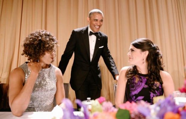 Beyaz Saray'daki bu ilginç anlar tık rekoru kırdı - Page 2