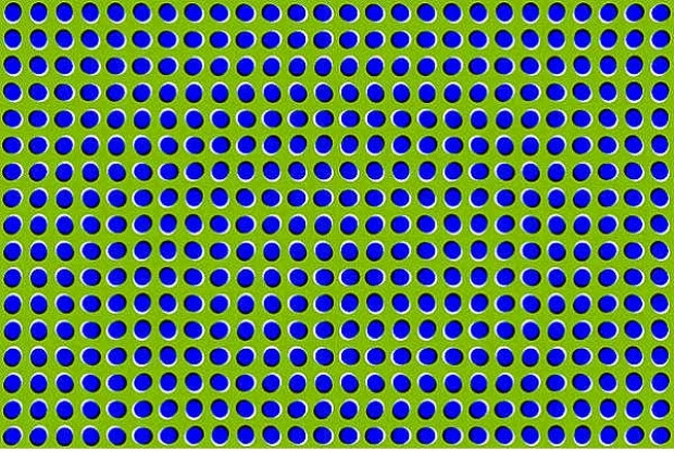 Beyninizi yakacak 12 görsel illüzyon - Page 1