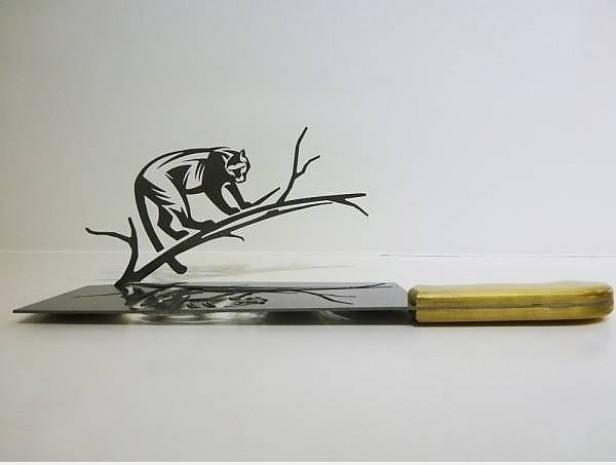 Bıçak ve satırla yapılmış 11 yaratıcı eser - Page 1