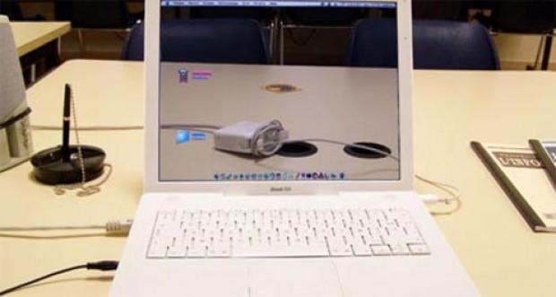 Bilgisayar ekranları transparan olursa ne olur? - Page 1