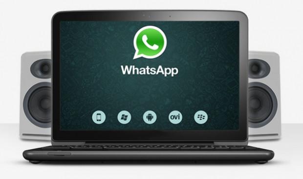 Bilgisayarlar için Whatsapp yayınlandı! - Page 2