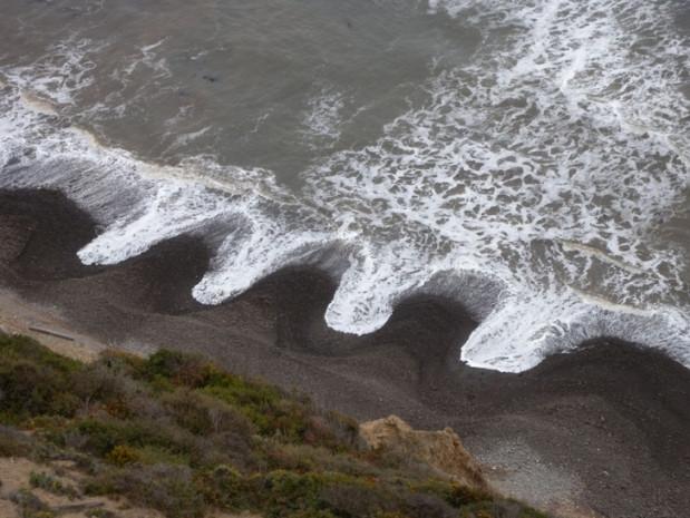 Bilim insanlarının açıklayamadığı gizemli sahil oluşumları - Page 3