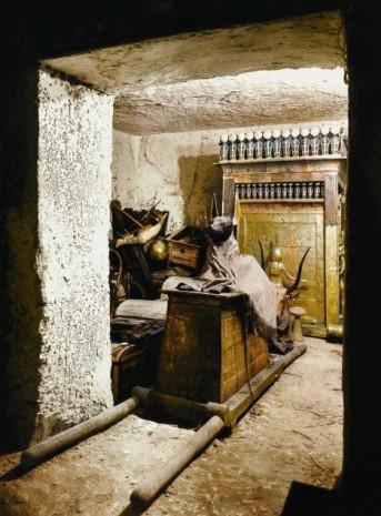 Bilimin bile çözemediği Tutankamon laneti - Page 4