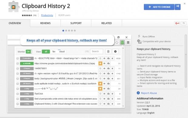 Bilinmeyen 7 harika Chrome eklentisi - Page 1
