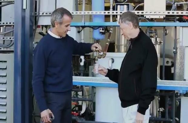 Bill Gates insan dışkısından üretilen suyu test etti - Page 2
