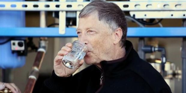 Bill Gates insan dışkısından üretilen suyu test etti - Page 4