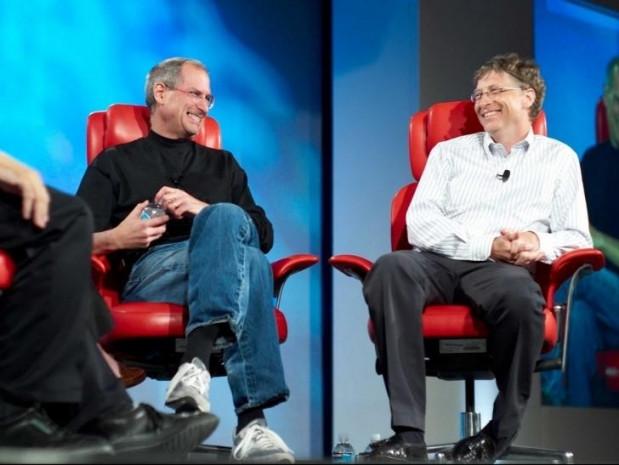 Bill Gates kendisi ile Steve Jobs arasındaki farkı açıkladı - Page 4
