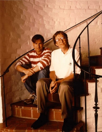 Bill Gates kendisi ile Steve Jobs arasındaki farkı açıkladı - Page 1