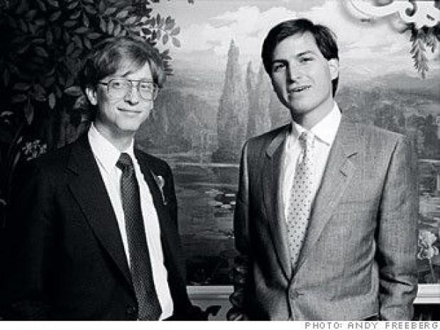 Bill Gates kendisi ile Steve Jobs arasındaki farkı açıkladı - Page 3