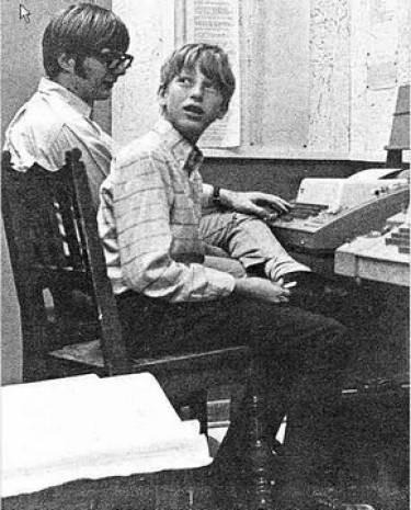 Bill Gates'in hayatından kareler - Page 1