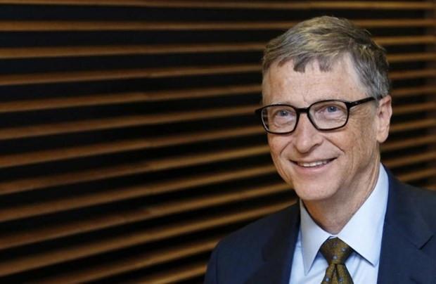 Bill Gates Android telefon mu kullanıyor? - Page 1