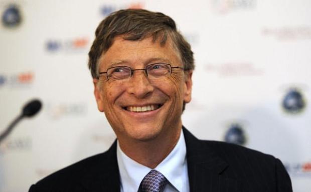 Bill Gates:Yerde 100 dolar görsem alırım! - Page 4