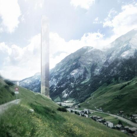 Bin kişilik köye 380 metre yüksekliğinde otel! - Page 4
