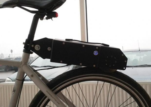 Bir aparatla bisikletiniz motosiklete dönüyor - Page 3