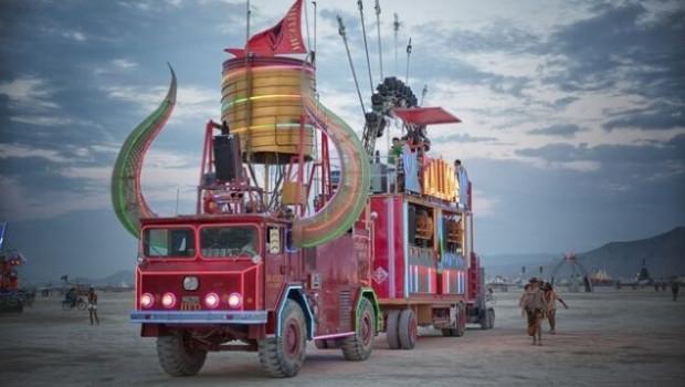 Bir festival için tasarlanan benzersiz otomobiller - Page 3