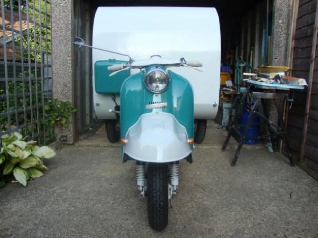 Bir motorsiklet nasıl eve dönüşür? - Page 2