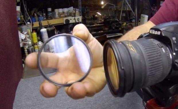 Bir tavadan nasıl ışıklı bir kamera lensi yapılır? - Page 4