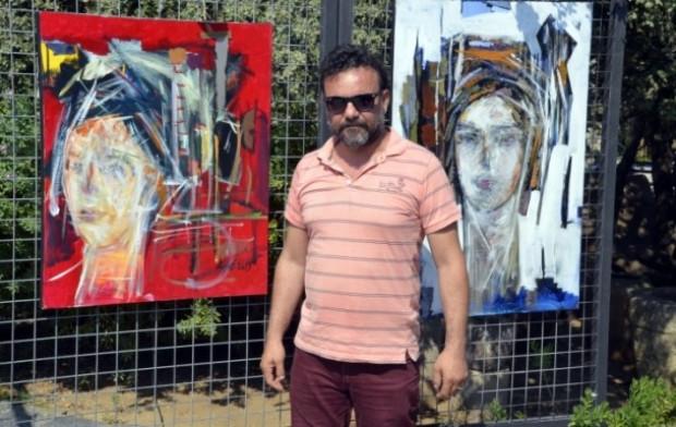 Bir Türk Otomobil parçalarını sanat eserine dönüştürüyor - Page 4