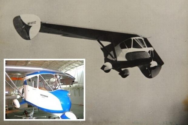 Bir Türlü Gerçekleşmemiş Olan Hayalin Evrimi; Uçan Arabalar - Page 4