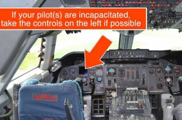 Bir uçağı nasıl indirirsiniz? - Page 1
