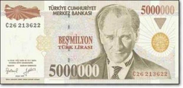 Bir zamanlar Türk lirası - Page 4