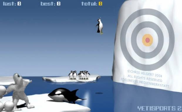 Birbirinden eğlenceli kış oyunları - Page 1